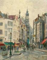 Brussels by Thomas Kinkade